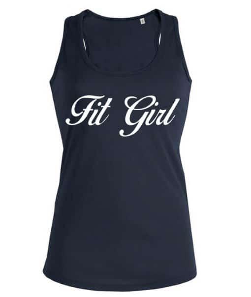 Fit girl tankt top - hemd