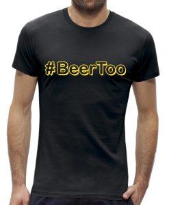 Bier T-Shirt Beertoo
