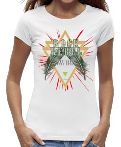 Rock rebel shirt dames
