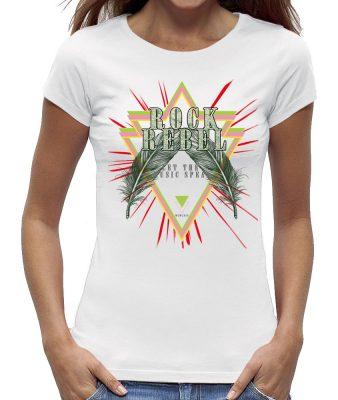 Rock rebel shirt dames