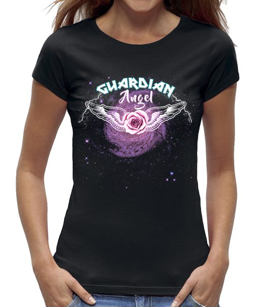 Guardian Angel t-shirt dames