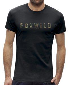 Foxwild t-shirt massa is kassa