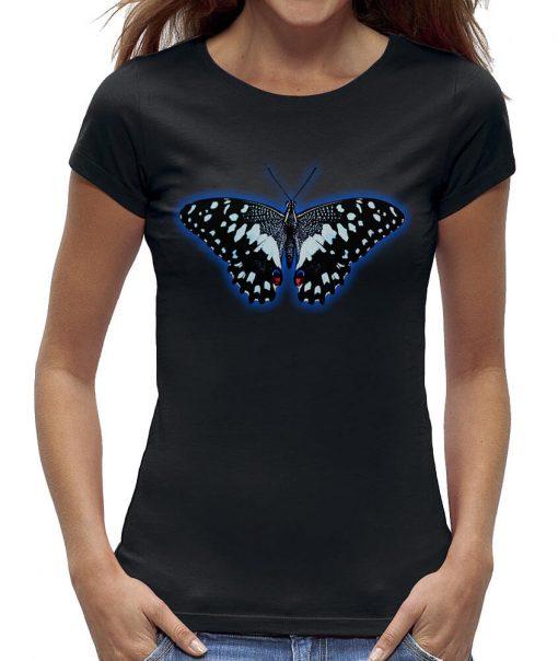 Vlinder t-shirt