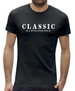 Abraham t-shirt classic 50 jaar