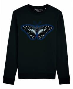 Dames sweater vlinder